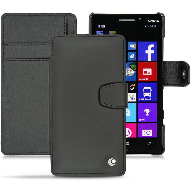 Noreve Tradition B Leather Case Nokia Lumia 930 Black