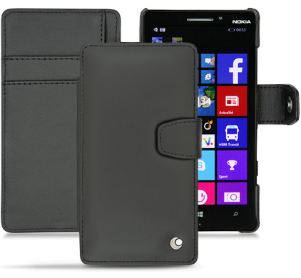 Noreve Tradition B Leather Case Nokia Lumia 930 Zwart