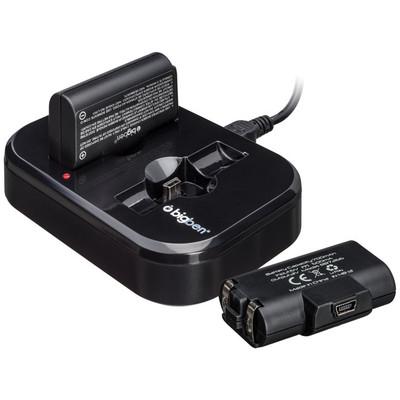 Image of Big Ben Dual Charger voor Xbox One (zwart)