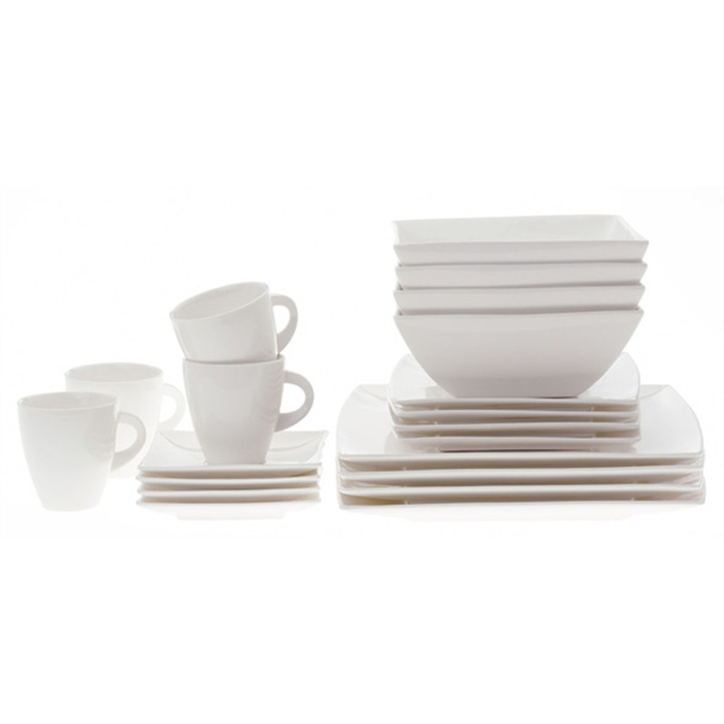 MaxwellandWilliams East Meets West Koffie/dinerset 30-delig