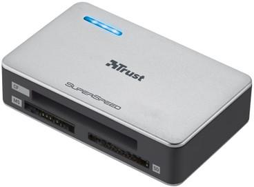 Trust Superspeed USB 3.0 Multi Kaartlezer