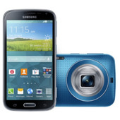 Samsung Galaxy K Zoom Blauw