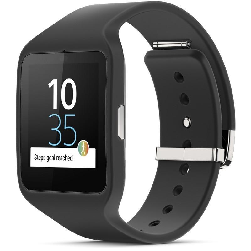 Sony Smartwatch 3 Zwart