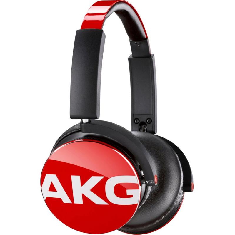 AKG Y50 Rood