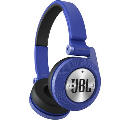 JBL Synchros E40BT Blauw