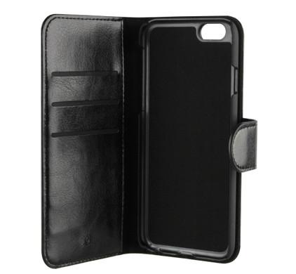 Xqisit Wallet Case Eman iPhone 6 Zwart