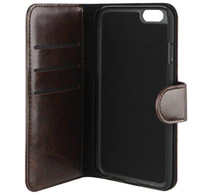 Xqisit Wallet Case Eman iPhone 6 Bruin