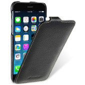 Melkco Leather Case Apple iPhone 6 Zwart