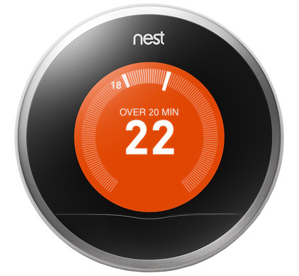 Nest Learning Thermostat (2e generatie)