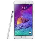 Samsung Galaxy Note 4 Wit