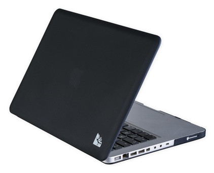 Gecko Covers Hardshell Case MacBook Pro 13'' Zwart