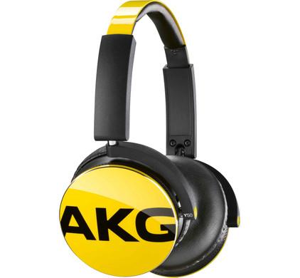 AKG Y50 - On-ear koptelefoon - Geel