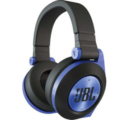 JBL Synchros E50BT Blauw