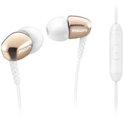 Philips SHE3905 Goud