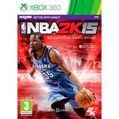 NBA 2K15 Xbox 360