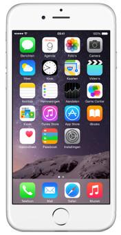Apple iPhone 6 64 GB Zilver