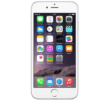 Apple iPhone 6 128 GB Zilver