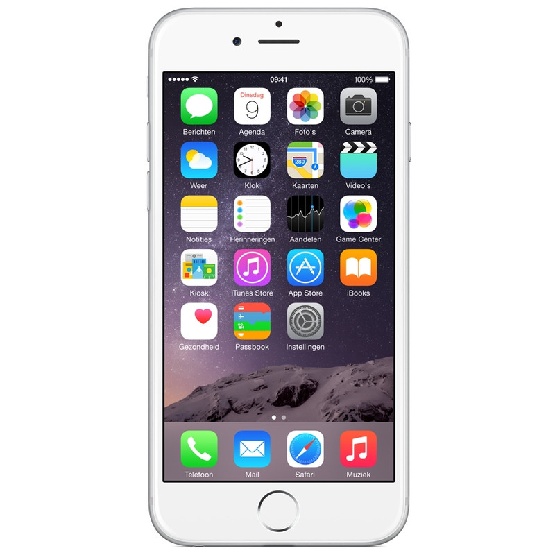 Apple Iphone 6 128 Gb Zilver T-mobile