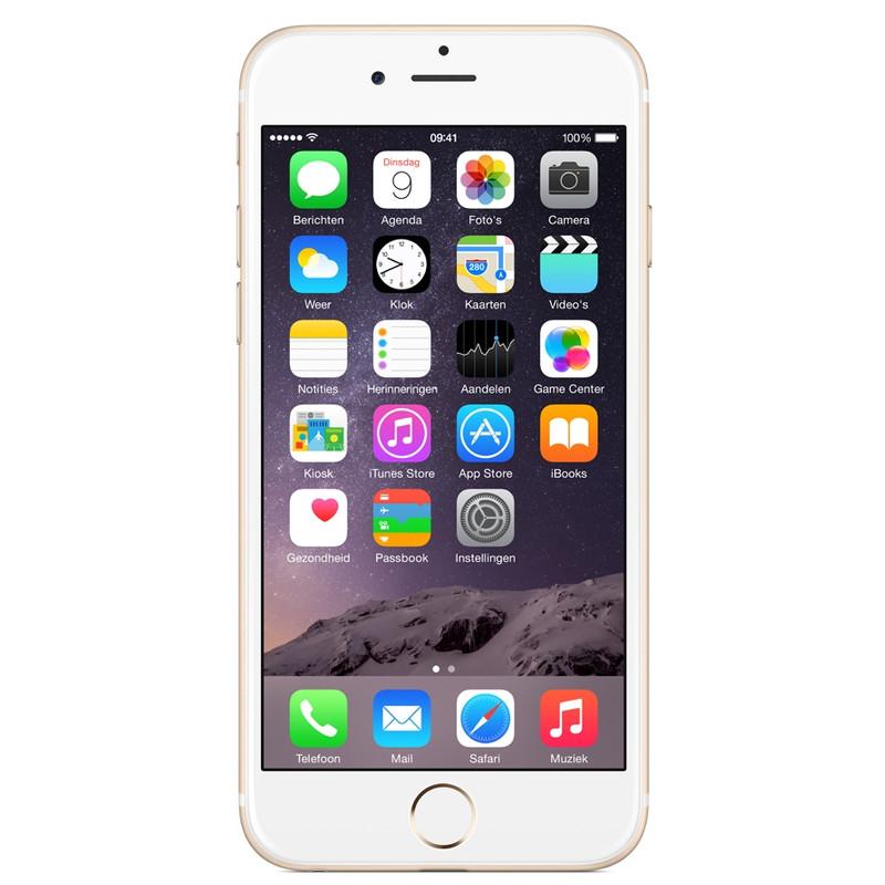 Apple iPhone 6 128 GB Goud