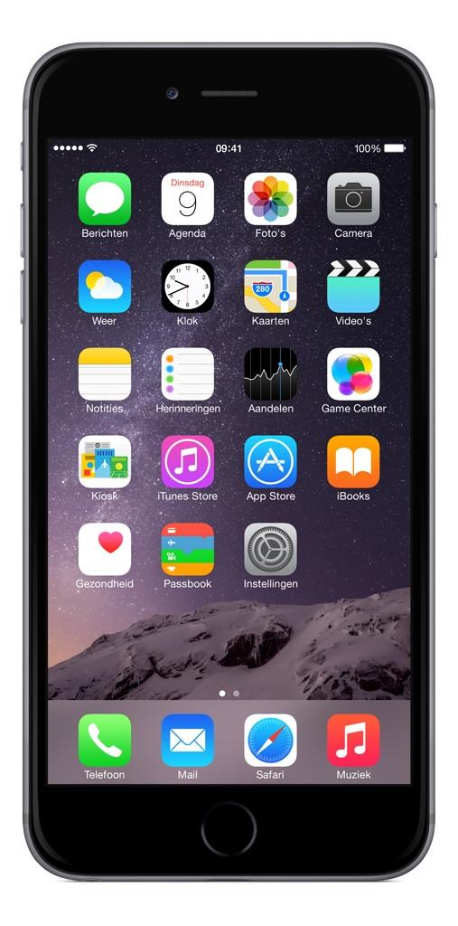 Reparatie iPhone 6 Plusscherm reparatie