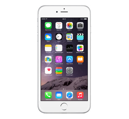 Apple iPhone 6 Plus 64 GB Zilver