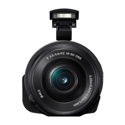 SONY Systeemcamera ILCE-QX1LB