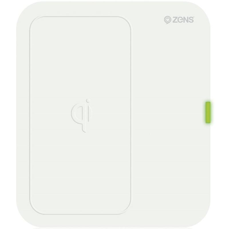 ZENS Wireless Charging Pad Wit