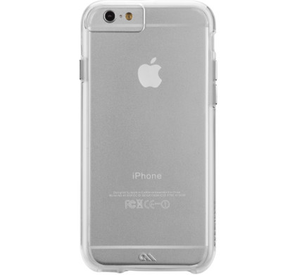 Case-Mate Tough Naked Case Apple iPhone 6/6s Clear