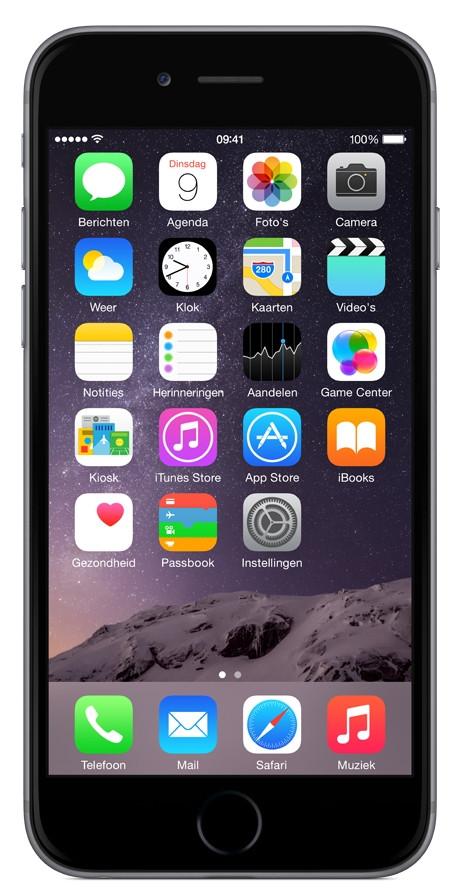 Reparatie iPhone 6scherm reparatie