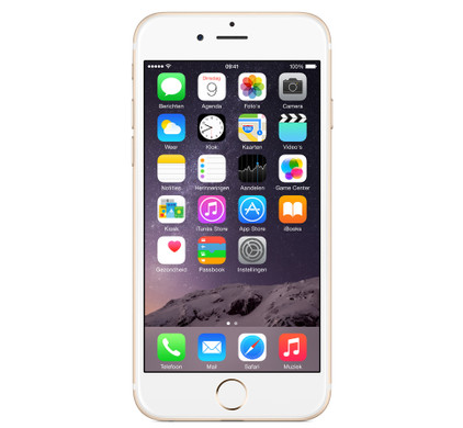 Apple iPhone 6 64 GB Goud
