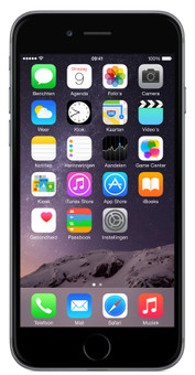 Apple iPhone 6 128 GB Space Gray