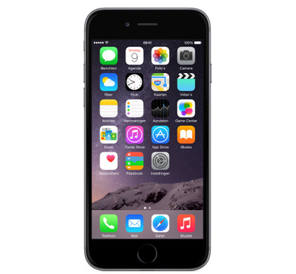 Apple iPhone 6 128 GB Space Gray