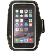 Griffin Trainer Armband iPhone 6 Zwart