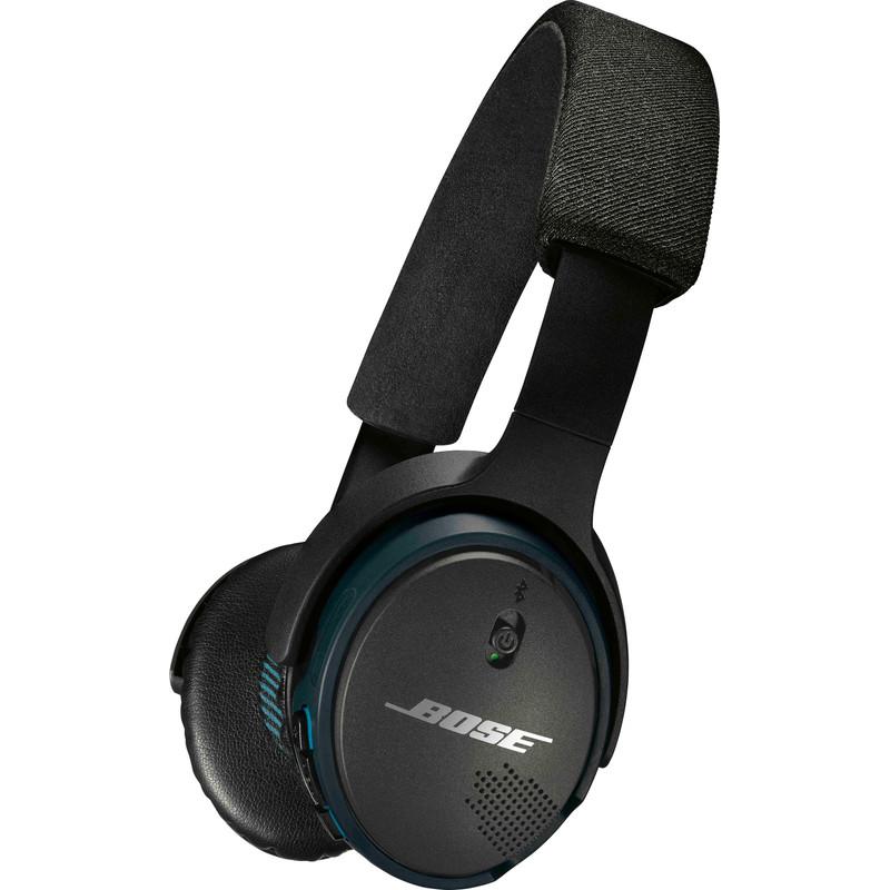 Bose SoundLink On-ear BT Zwart