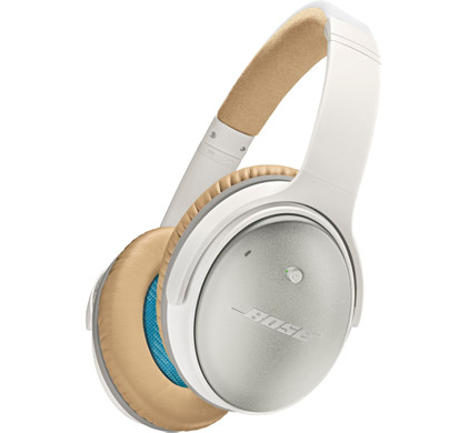 Bose QuietComfort 25 voor Apple Wit
