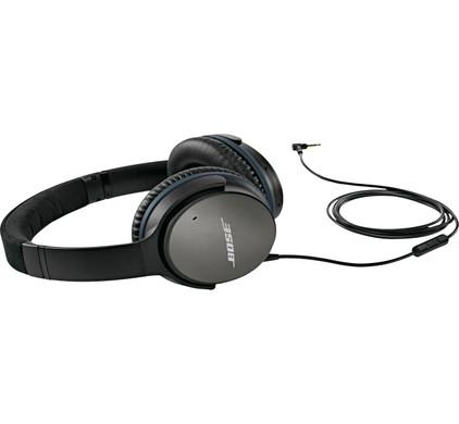 Bose QuietComfort 25 voor Apple Zwart
