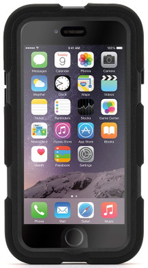 Griffin Survivor All Terrain Apple iPhone 6 Plus/6s Plus Zwart