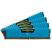 Corsair Vengeance LPX 16 GB DIMM DDR4-2800 Blauw 4 x 4 GB