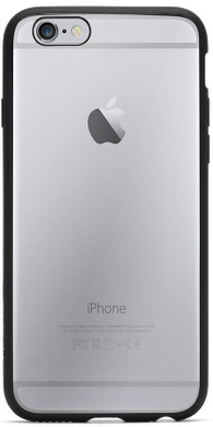 Griffin Reveal Apple iPhone 6/6s Zwart