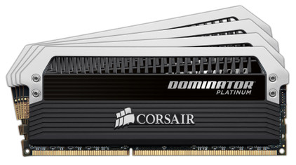 Corsair Dominator Platinum 16 GB DIMM DDR4-2800 4 x 4 GB