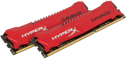 Kingston HyperX Savage 8 GB DIMM DDR3-1866 2 x 4 GB