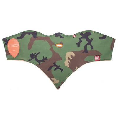 Image of Airhole Standard 1 Woodland - M/L