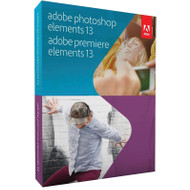 Adobe Photoshop Elements 13 + Premiere Elements 13 NL