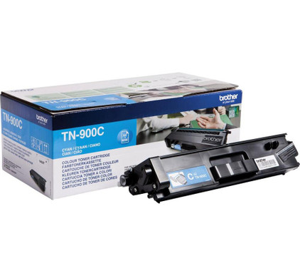 Brother TN-900C Toner Cyaan