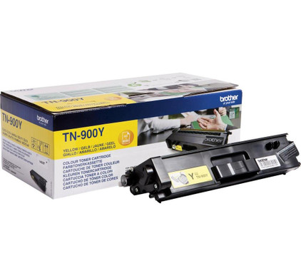 Brother TN-900Y Toner Geel