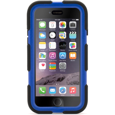 Griffin Survivor All Terrain Apple iPhone 6 Blauw