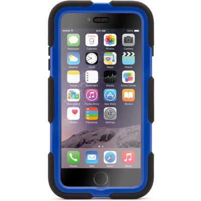 Griffin Survivor All Terrain Apple iPhone 6 Plus Blauw