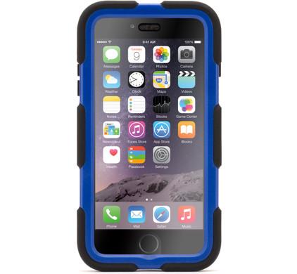 Griffin Survivor All Terrain Apple iPhone 6 Plus Blauw