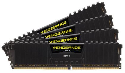 Corsair Vengeance LPX 16 GB DIMM DDR4-2800 4 x 4 GB