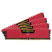 Corsair Vengeance LPX 16 GB DIMM DDR4-2800 Rood 4 x 4 GB